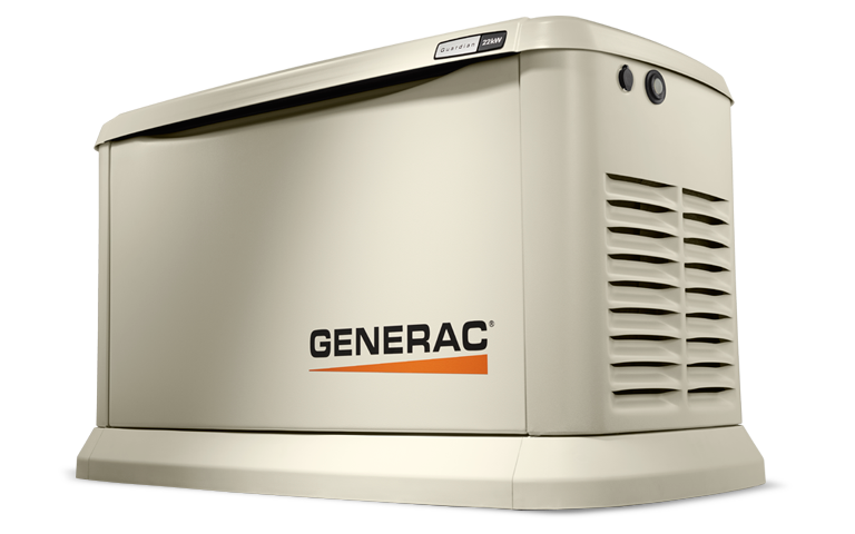 Generac Guardian 22KW Home Backup Generator